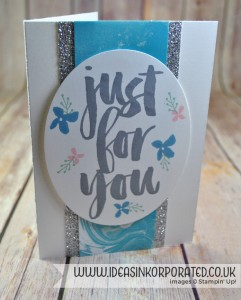 Botanicals for you, a free stamp set available from Stampin' Up! during Sale-a-Bration